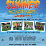 Hockey Summer Camps – January 2016