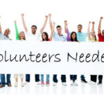 Volunteers Wanted Sun 28th